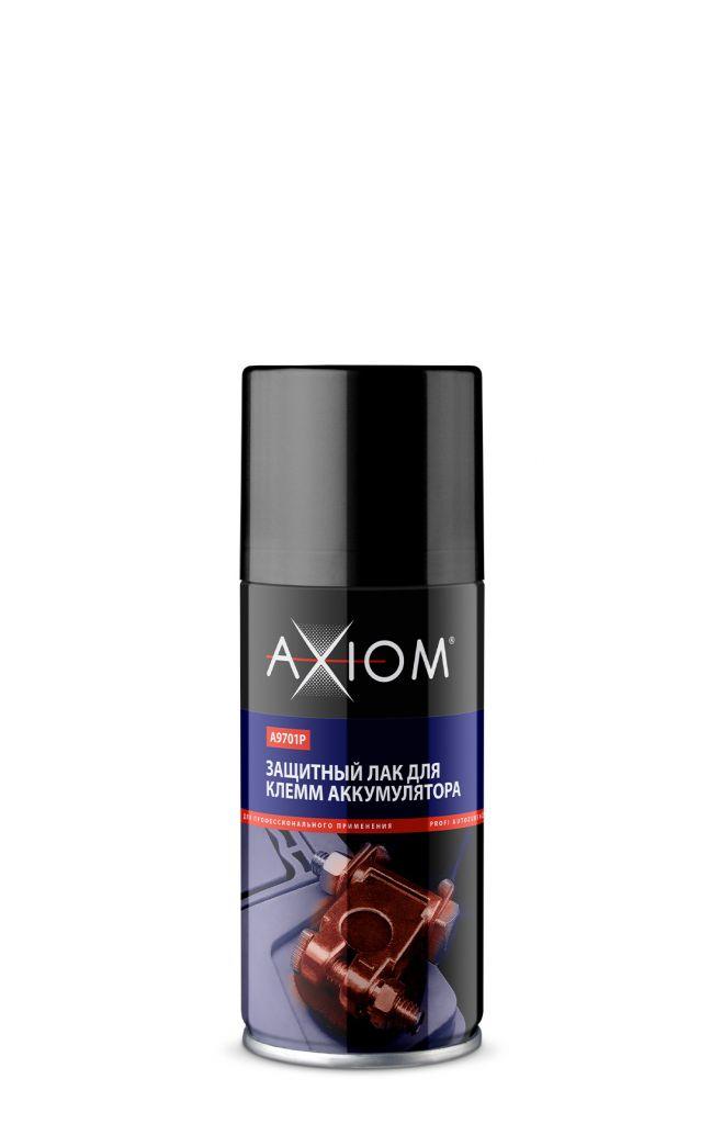 Лак для клемм аккумулятора защитный AXIOM