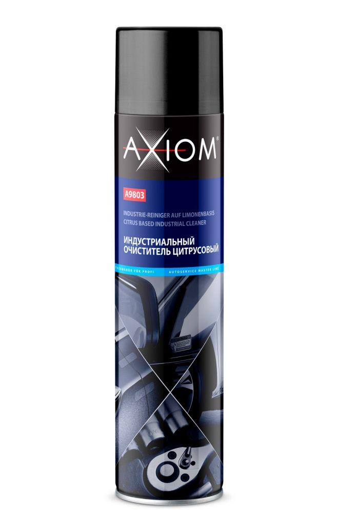 Индустриальный очиститель цитрусовый AXIOM