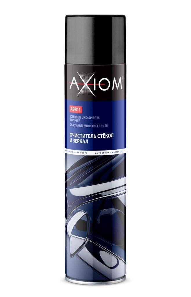 Очиститель стёкол и зеркал AXIOM