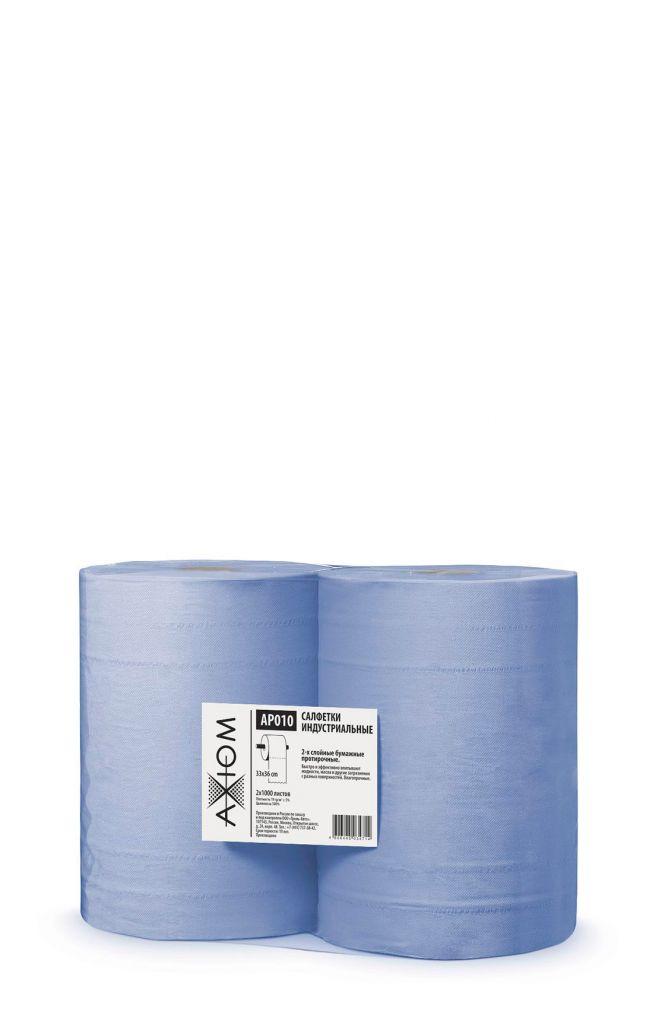 Салфетки индустриальные 33х36 см