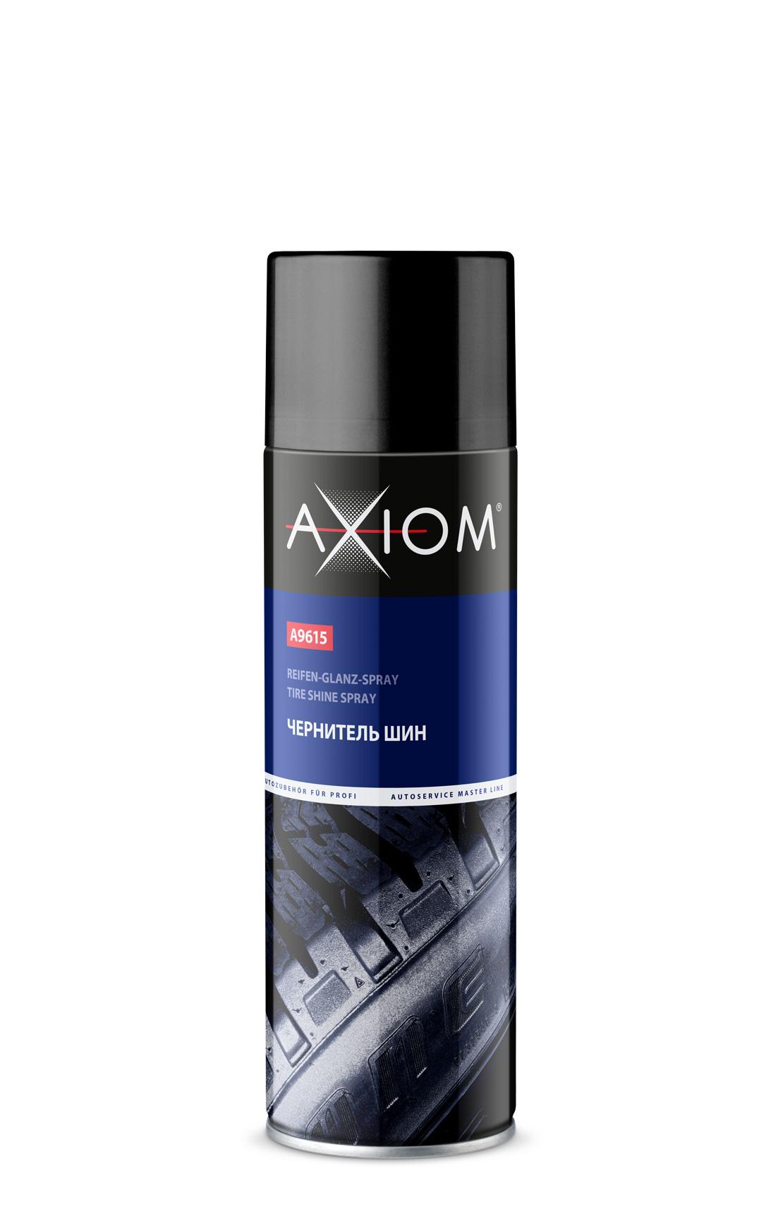Чернитель шин AXIOM
